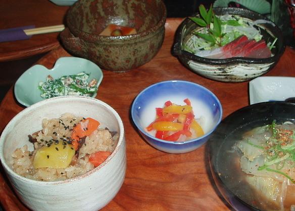 おまかせ料理 季節の膳 ご夕食