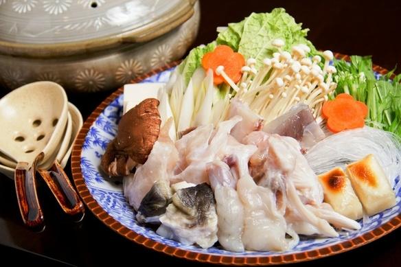河豚チリ鍋