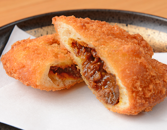 お持ち帰りオプション 神戸牛カレーパン