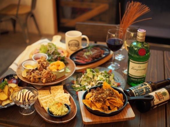 SEA GREEN おすすめ 全42種類飲み放題3時間・肉肉ガッツリ豪華プラン