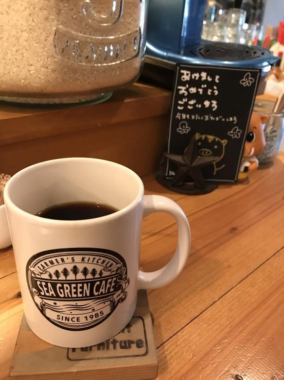 オーナー厳選ブレンドコーヒー