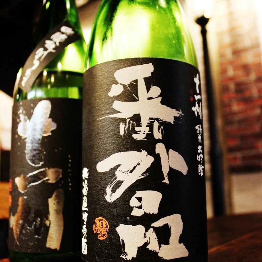 北海道の生酒「十一州」2種が90分飲み放題¥1500!(1500(税抜))