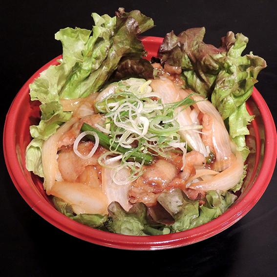 スタミナ丼(700)