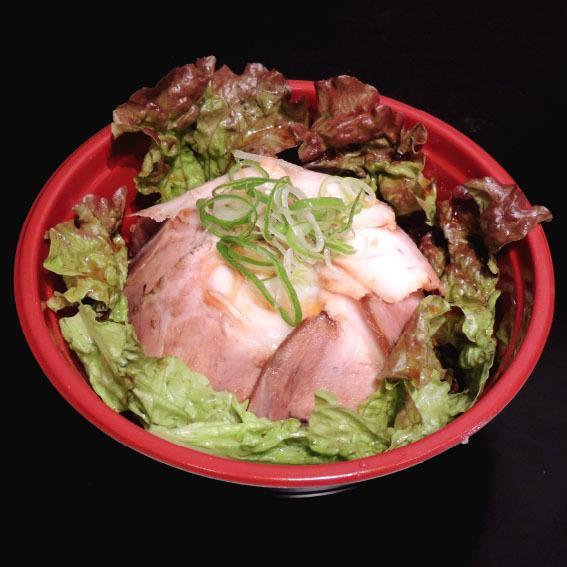 こくまろチャーシュー丼(750)