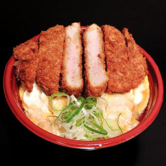 豚フィレ玉丼(850)