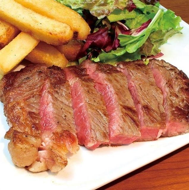 【数量限定】熟成肉 エイジングビーフ 牛ハラミステーキ(150g)(¥1580)