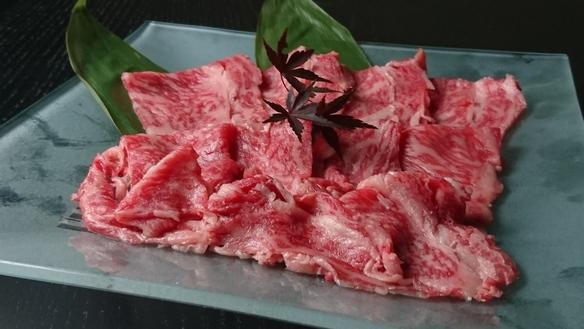 追加具材 常陸牛ロース肉