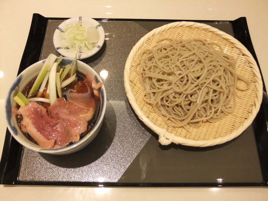 京鴨せいろ(1000)