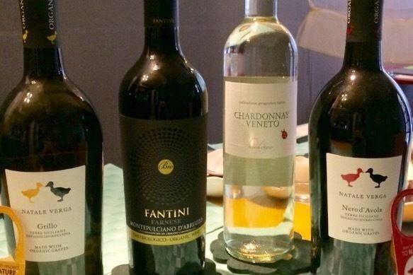 イタリア産ビオワイン