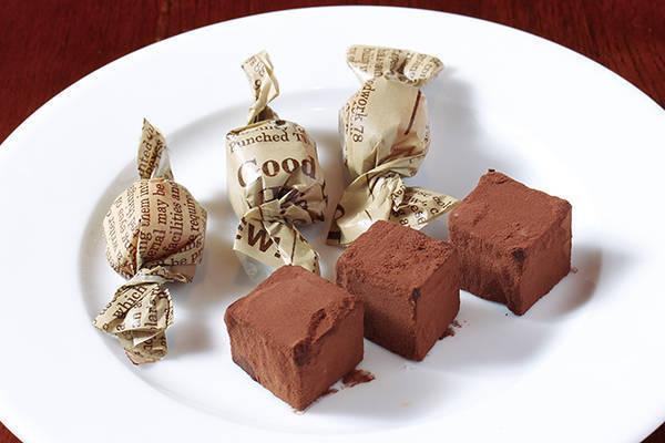 ビターガナッシュチョコレート