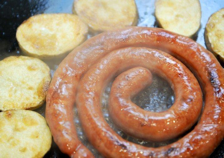 Spin Around Sausage