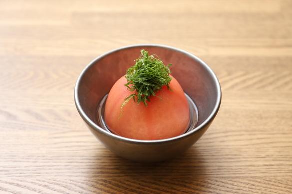 まるごと出汁トマト