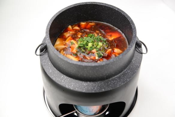 壱龍釜 特製 麻婆豆腐