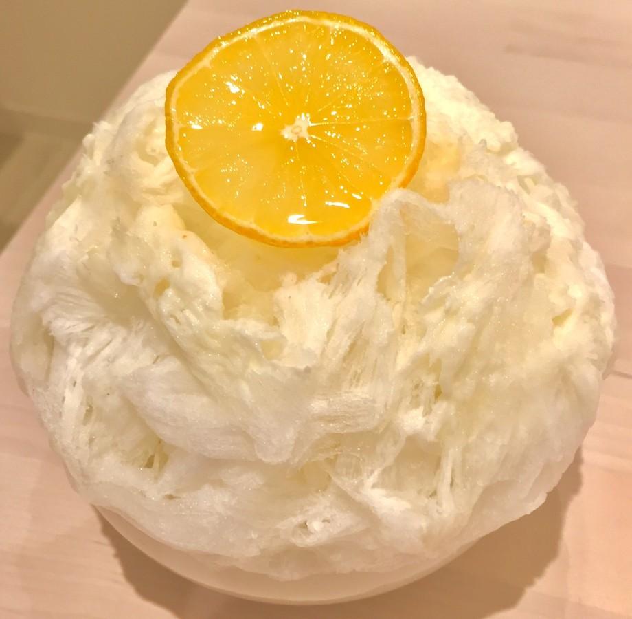はちみつ檸檬(700円)