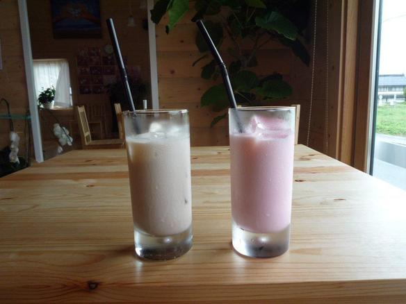 いちごミルク・チャイなどフレーバーミルク