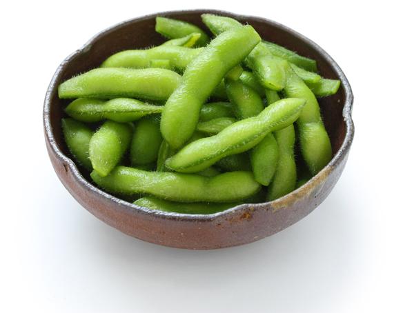わさび風味枝豆
