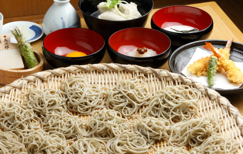 心ゆくまで江戸そばを楽しむコース(7,000円 (税抜))