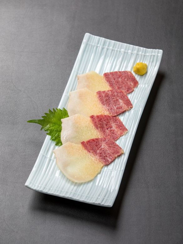 絶品、鯨の畝須(うねす)ベーコン