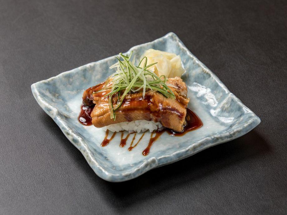 【飯】 穴子煮寿司