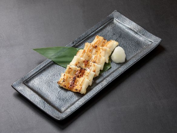 【焼】 熟成味噌の穴子西京焼き