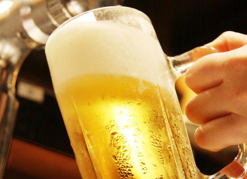 ~ビール~(450円(税抜)~)