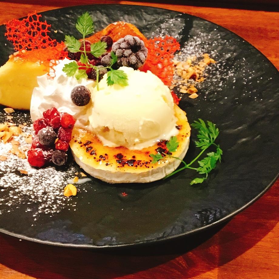 Dessert~デザート~(400円~)