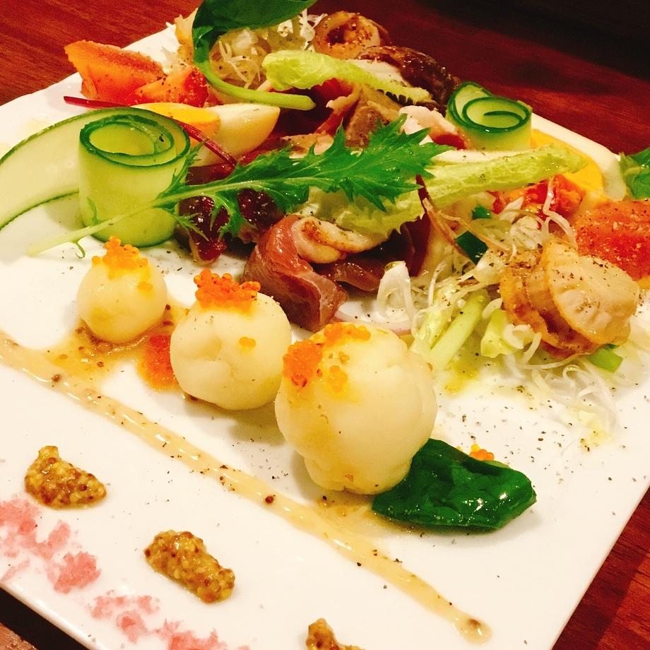 Appetizer~前菜~(450円~)