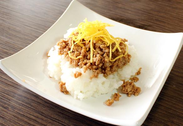 豚の生姜そぼろ丼(単品)