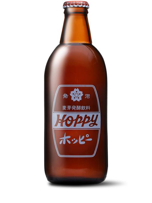 【ホッピー】外ホッピー(赤)