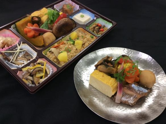 ハラール和食弁当