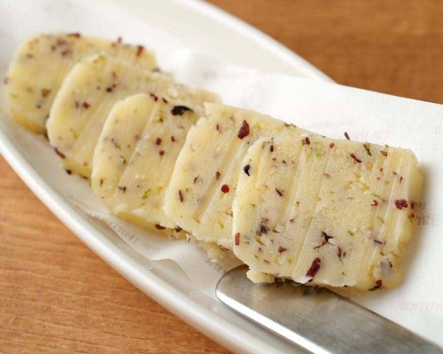 ブルターニュ産の海草バター