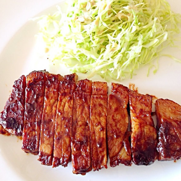 肉厚!!豚肉の生姜焼き(ライス、ドリンク付)