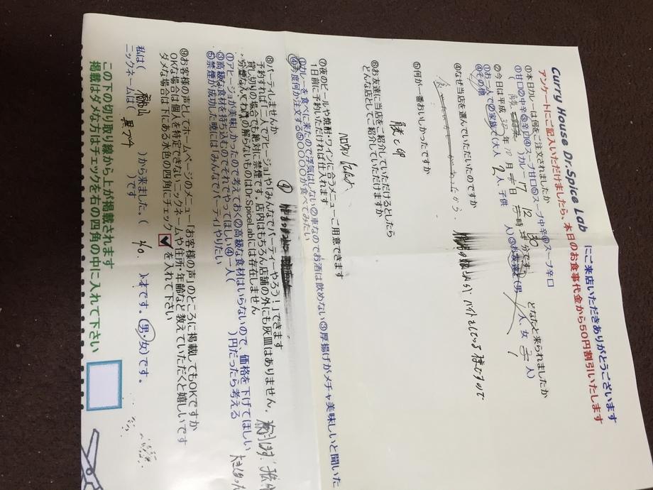 福知山の黒ブチさんご来店ありがとうございました。