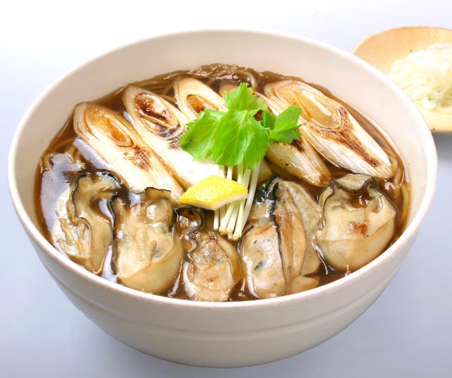 【冬期限定】牡蠣なんばんそば