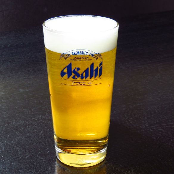 生ビール(アサヒ スーパードライ)