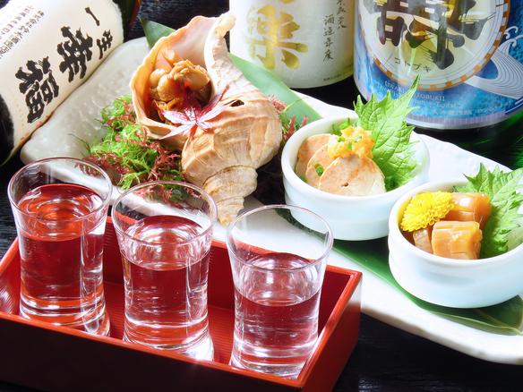 福島のきき酒3種セット
