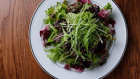大人のグリーンサラダ