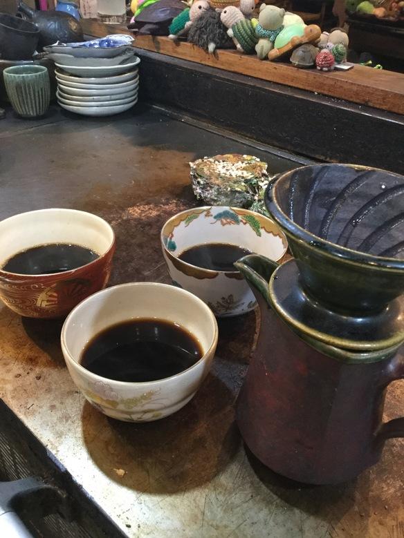 エチオピアの野生コーヒー‼️