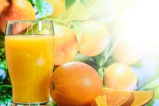 オレンジジュース(650)