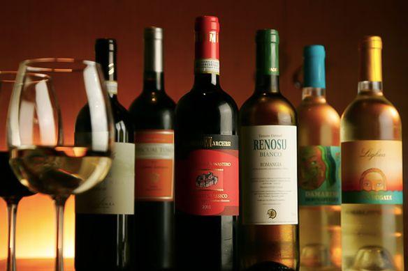 ソムリエが選ぶこだわりワイン