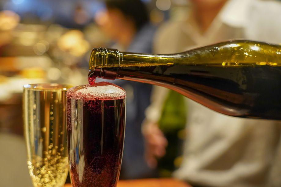 ビール&スパークリングワイン