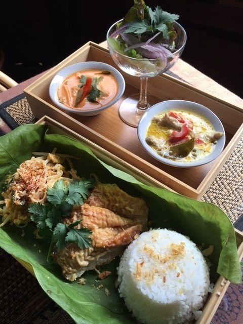 GW限定「 ビラブアプラン」でタイ料理を満喫。