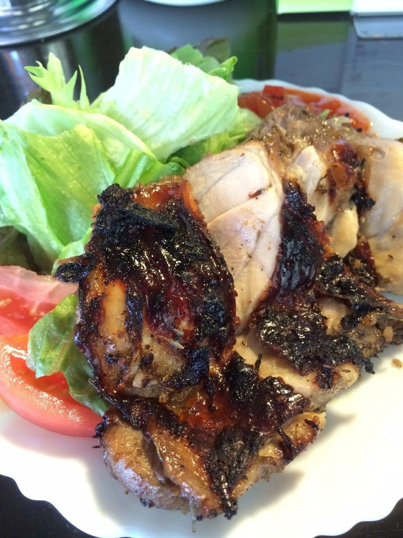 Jerk Chicken (ジャークチキン)