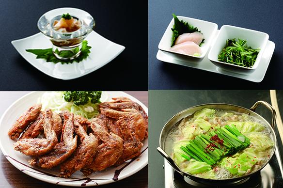★ ライトコース 全6品  元味・ホタテスープ