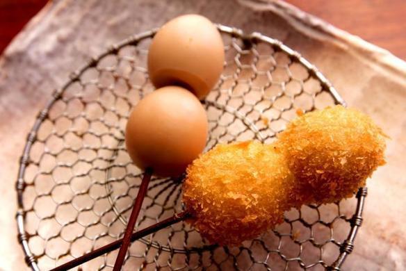 うずらの煮卵