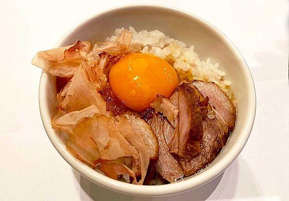 【NEW】たまご飯