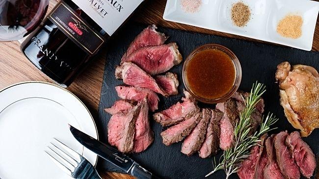 【3月限定】塊肉5種食べ放題に!?「3月の肉祭りコース全11品」