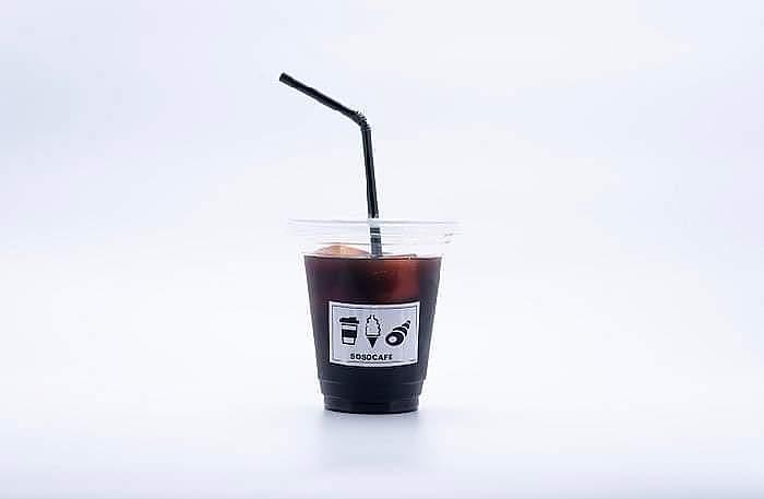 コーヒー(hot/ice)(350(税別))
