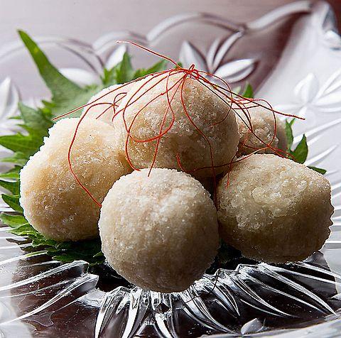 小芋の揚げ物