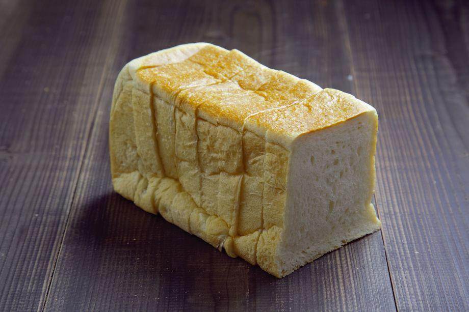 天然酵母おいしい食パン